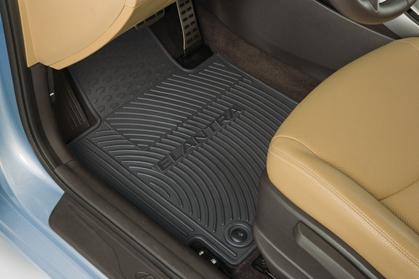 Hyundai Rubber Floor Mats
